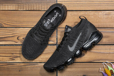 Nike Air Vapormax Flyknit 3 2019 - Running Training - Classic Series - Black