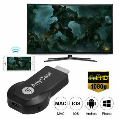 M4+ Chiavetta Dongle Anycast Wifi Hdmi Miracast Airplay Dlna Android Mirroring