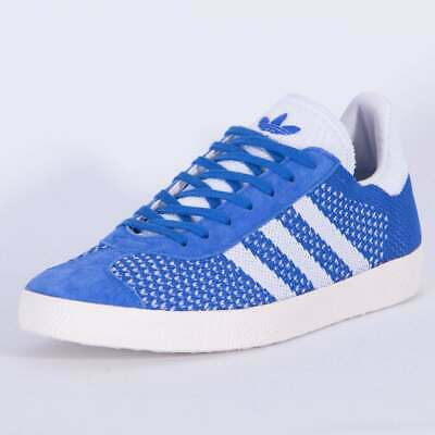 Adidas Originals Mens Gazelle PK Trainers Blue Size UK 13 BB5246