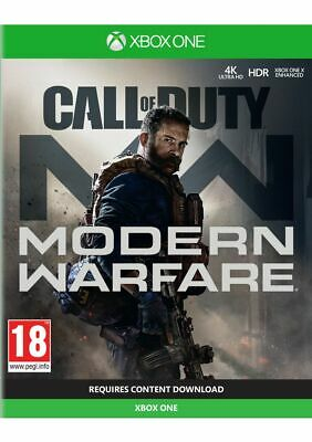 Call of Duty: Modern Warfare (Xbox One) Free UK P&P Brand New & Sealed UK PAL