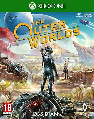 The Outer Worlds (Xbox One) Free UK P&P Brand New & Sealed UK PAL