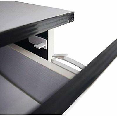 Child Safety Locks, Coolrunner Safety Invisible Drawer Latches With Strong Adhes