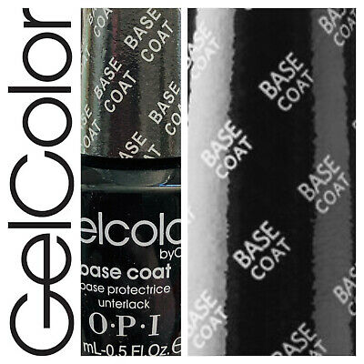 OPI GelColor Soak Off Gel Polish BASE COAT GC 010 15ml - Free Shipping