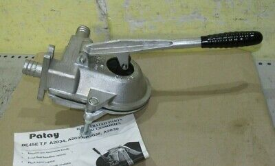 Patay BE45T Barrel Drum Lever Hand Pump Water Oil boat bilge fuel wask