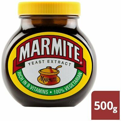 Marmite Spread Yeast Extract 500g
