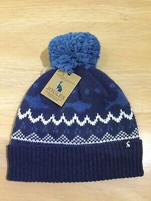 Joules Toasty Hat 8-12 Years