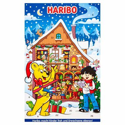 Haribo Advent Calendar 300g