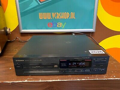 Pioneer PD-X66 - Compact Disc Player CD Player