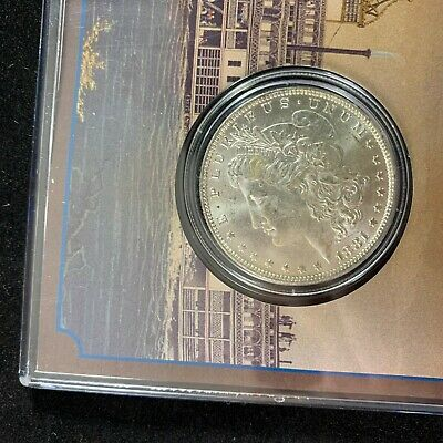 1881-O $1 Morgan Silver Dollar - Very Nice Coin For The Collector - T033