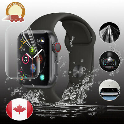 Hydrogel soft Screen Protector Film For Apple Watch 40 42mm For iwatch 5 4 3 2 1