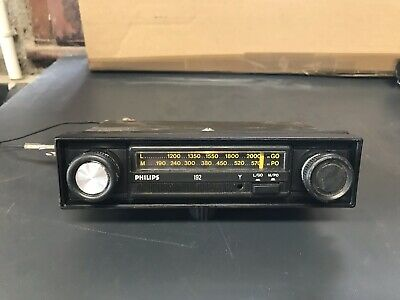 autoradio vintage Philips