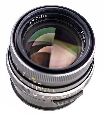 Carl Zeiss Planar 50 mm f 1,4 HFT Rollei QBM / Made in West Germany SN:5582738