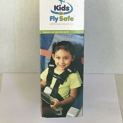 CARES Child Kids Airplane Travel Harness FAA Approved Safety Restraint 22-44 LBS