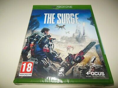 The Surge - New Sealed - Xbox One