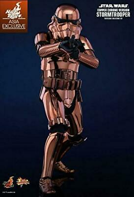 HOT TOYS 1/6 scale  STORMTROOPER COPPER CHROME  FREE shipping!