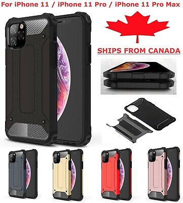 For Apple iPhone 11 / Pro Max Case Full Body Rugged 360 Shockproof Hard Cover