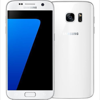 New Samsung Galaxy S7 SM-G930T 32GB White T-Mobile Factory GSM Unlocked