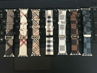 Apple Watch Band Leather for apple watch series 5 4 3 2 1 38/40mm 42/44m