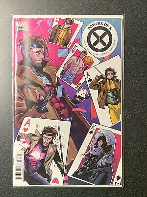 Marvel Comics Powers Of X #5 Decades Variant 2019 CASE FRESH 1st Print NM