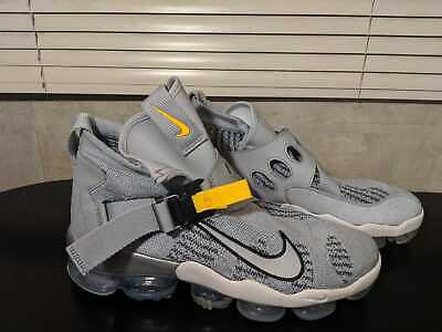 Nike Air VaporMax Premier Flyknit Mens--Wolf Grey-- Size 10-- AO3241-001- NEW