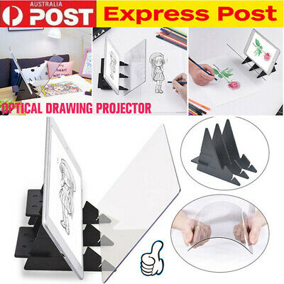 Optical Image Drawing Board Original Sketch Wizard Easy Tracking Painting Copy