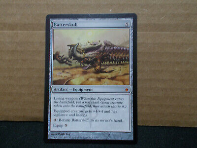 Magic the Gathering Batterskull, New Phyrexia Lightly Played