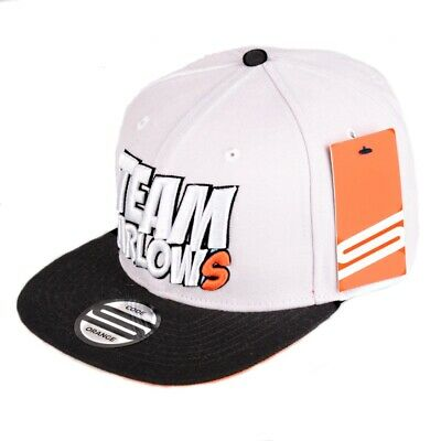"Arlows Cap / Snapback ""TEAM ARLOWS"" White Limited Edition"
