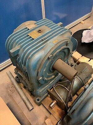Reduction Gearbox Ratio 2100:1