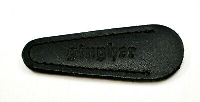 """Gingher Small Scissors Case,Leather, 2.5""""l x 1""""w"""