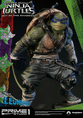 Prime 1 Studio - TMNT: Out of the Shadows - Leonardo - Low Stock