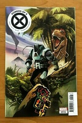 Powers of X 5  2019  Mike Huddleston 1:10 Incentive Variant Cover Marvel NM+