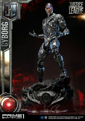 Prime 1 Studio - Justice League - Cyborg - Low Stock