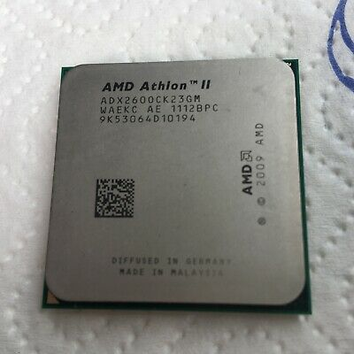 AMD Athlon II X2 260 Socket AM3 Procesador Dual-Core ADX260OCK23GM