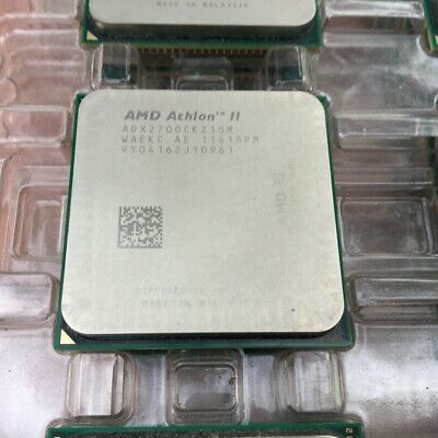 AMD Athlon II X2 270 Socket AM3 Procesador Dual-Core ADX270OCK23GM