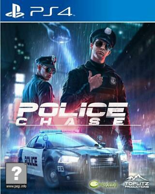 Police Chase PS4 neuf sous blister