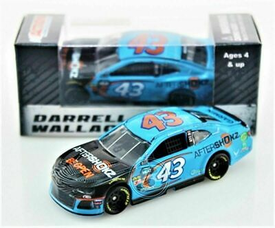 2019 Darrell Bubba Wallace Jr #43 Aftershokz 1/64 Diecast Action Lionel Racing
