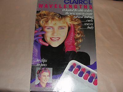 Clairol Wavelenghts - 14 Heated Flexible Styler