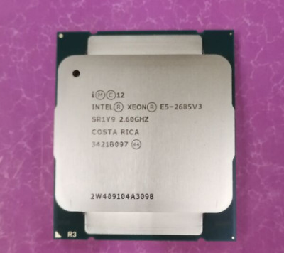 Intel Xeon E5-2640 V3 QS QGSF 2.6GHz 8 Core 16 Thread LGA 2011-3 CPU Processor