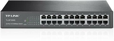 TP-LINK Switch con 24 puertos a 10/100 Mbps