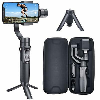 Vlogging Hohem Smartphone Gimbal 3-Axis Handheld Stabilizer for iPhone 11/Pro/Xs