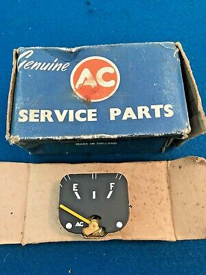 Bedford Tj Truck Fuel Gauge Ac Delco 7967455 New Old Stock & Boxed