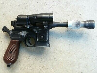 Star Wars Han Solo DL-44 Replica Prop Blaster