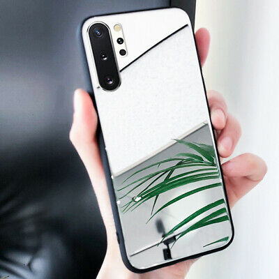For Huawei P30 P20 Pro Mate 20 Lite New Shockproof Hybrid Mirror View Case Cover
