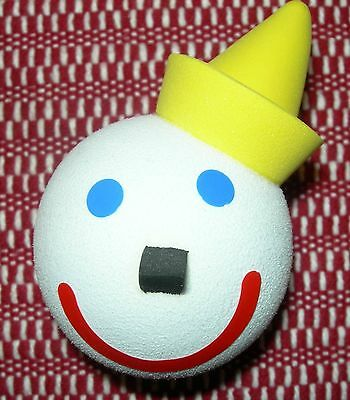 "Jack In The Box ""CLOWN"" Antenna Ball BOGO-BUY ONE GET ONE FREE"