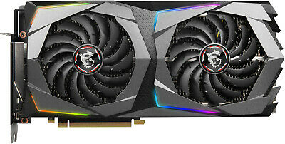 MSI GeForce® RTX 2070 SUPER™ Gaming X 8 GB (V373-283R) (NVIDIA, Grafikkarte)