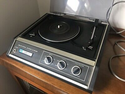 Vintage AWA TRI-FI Solid State Stereo System