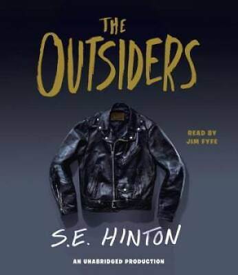 The Outsiders by Hinton, S. E.