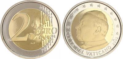 Vatican Currency Coin 2002 Rare First Year Proof, in Capsule