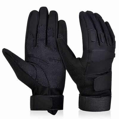 Tactical Hard Knuckle Gloves Men's Army Military Combat Airsoft Shooting Hunting