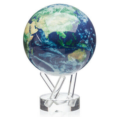 NEW Mova Small Satellite View Spinning Globe